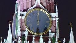 Die Kremlin se klokke