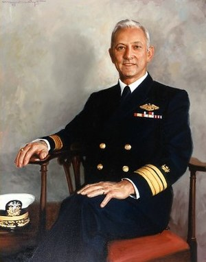 Paul L. Krinsky - Official Merchant Marine Academy portrait