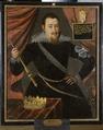 Kristian IV, 1577-1648, konung av Danmark och Norge - Nationalmuseum - 14748.tif