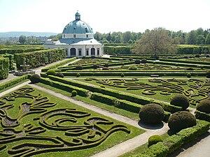 Bilder Blumengarten blumengarten kroměříž