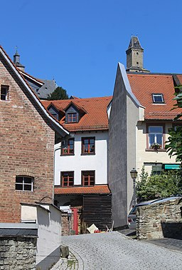 Katharinenstraße in Kronberg im Taunus