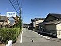 Kumamoto Prefectural Road No.149 near Akamizu Station 2.jpg