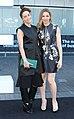 Kym Ellery & Justine Clarke 2013.jpg