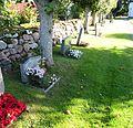 Kyrkogården vid Bergs kyrka, Västergötland 02.JPG