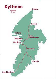 Kythnos Wikipedia