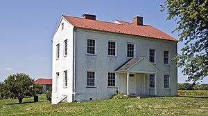 L'Hermitage Slave Village Archeological Site - L'Hermitage Plantation-Best Farm main house