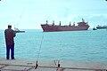 L' arrivée d'un navire cargo (1).jpg