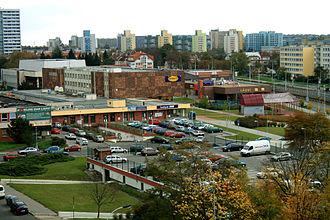 Kobylisy - Image: Ládví 2