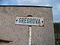 Lštění, Grégrova, název ulice.jpg
