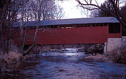 Little Gap Covered Bridge