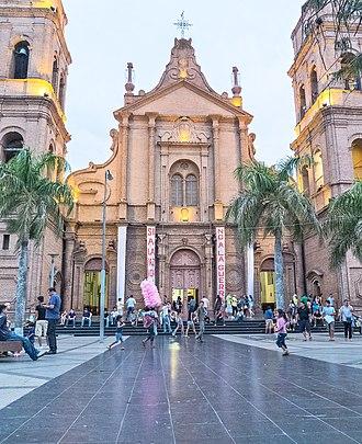 Santa Cruz de la Sierra - Basílica Menor de San Lorenzo