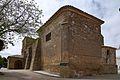 La Hinojosa, Iglesia parroquial, fachada principal.jpg