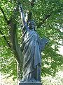 La Liberté éclairant le Monde, Jardin du Luxembourg Octobre 2011.jpg