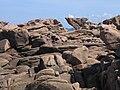 La côte de granit rose à Trégastel - 046.JPG