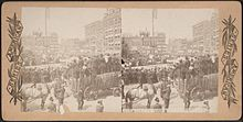 Labor Day Parade, Union St., N.Y., ca. 1859-1899