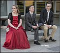 Lachlan and his friends ready for College Formal-11 (29541175584).jpg