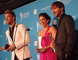 Lady Antebellum - Lady Antebellum in April 2010