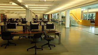 Lafayette College - Skillman Library Computer Lab