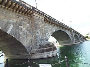 Lake Havasu City, Arizona - London Bridge