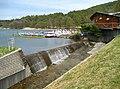 Lake Megami spillway.jpg