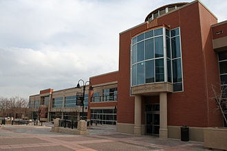 Lakewood, Colorado - The Lakewood Civic Center (2009)