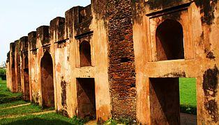 Lalbagh Kella (Lalbagh Fort) Dhaka Bangladeŝo 2011 53.JPG