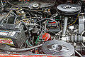 Lancia Flavia convertibile engine, Lime Rock.jpg