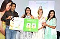 Lara Dutta launches her 'Prenatal Yoga' DVD (1) (cropped).jpg