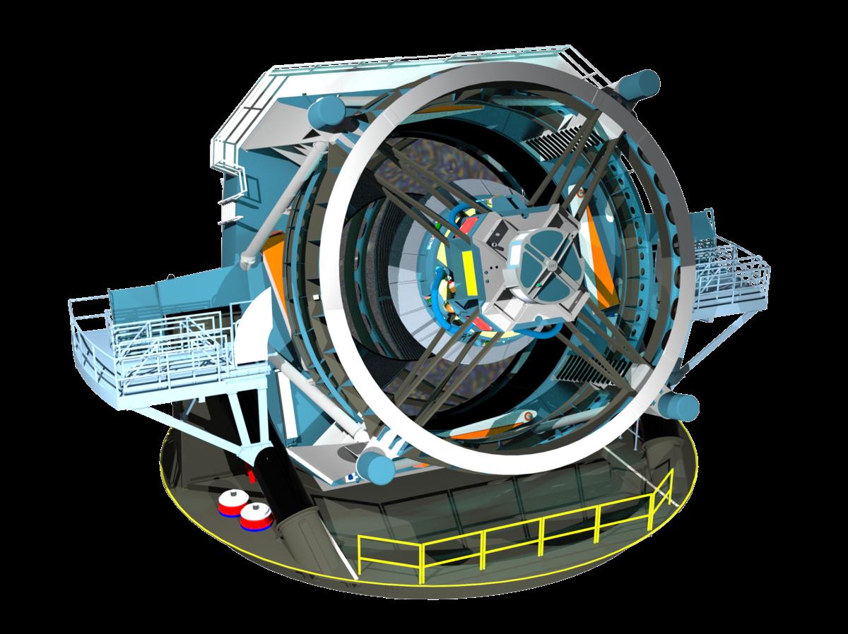 Large Synoptic Survey Telescope - Wikipedia