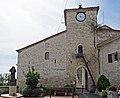 Laroque-Timbaut - Tour de l'Horloge -1.JPG