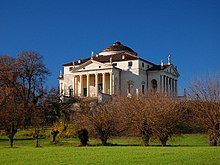Renaissance Villas Such As Villa Rotonda Near Vicenza Were An Inspiration For Many Later Mansions Especially During The Isation