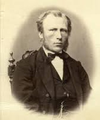 Lars Knutson Liestøl - Lars Knutson Liestøl