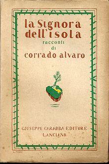La signora dell'isola, Lanciano, Carabba, 1930 - (coll. Angelo Bastone)