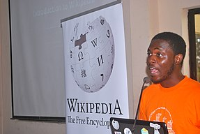 Launching Wikimedia Fan Club UNILORIN 45.jpg