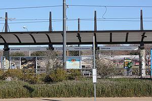 Lawnview station - Image: Lawnview (DART)