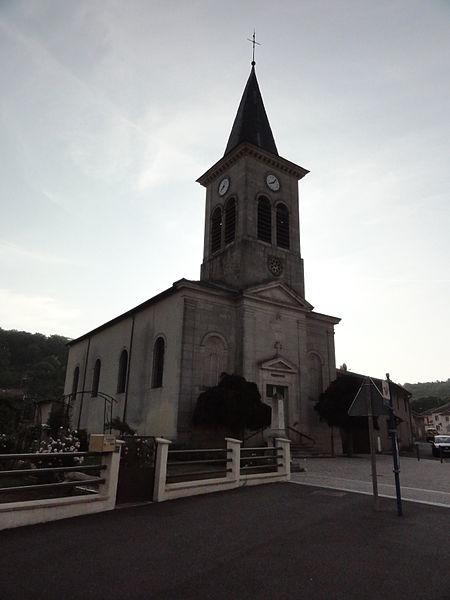 Lay-Saint-Remy (Meurthe-et-M.) église