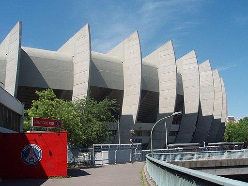Le Parc des Princes PSG Paris Saint-Germain