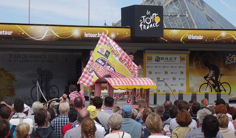 Le Touquet-Paris-Plage - Tour de France, étape 4, 8 juillet 2014, départ (A21).JPG