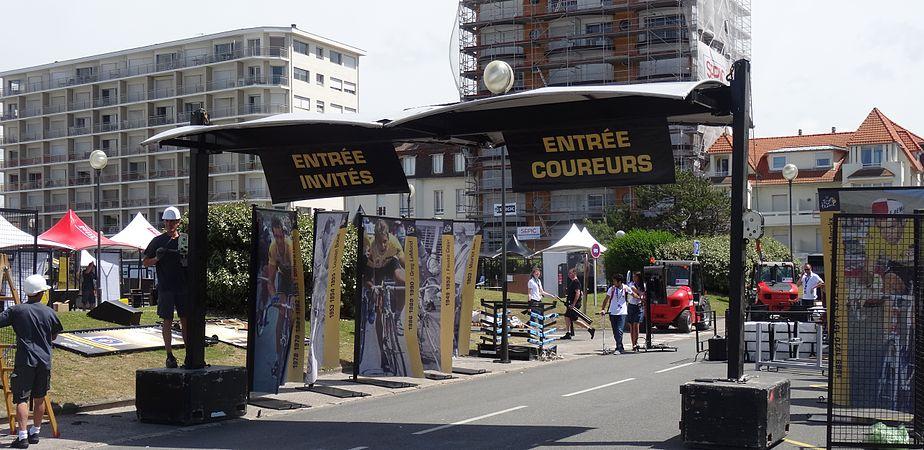 Le Touquet-Paris-Plage - Tour de France, étape 4, 8 juillet 2014, départ (C75).JPG