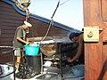 Le poisson qu'ils préparaient fut tellement bon ^^^, Septembre 2007 - panoramio.jpg