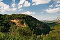 Le rocche del Roero, panorama da Santo Stefano Roero (Piemonte, Italia).jpg