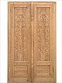 Le travail du bois (Khiva, Ouzbékistan) (5606281429).jpg