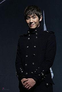 Lee Joon South Korean singer