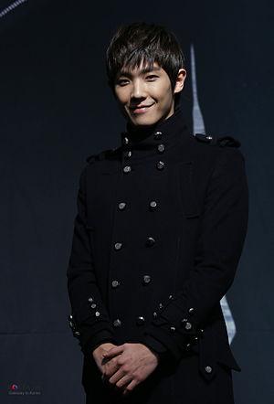 Lee Joon - Image: Lee Joon
