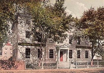 Lee Mansion, Marblehead, MA