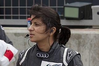 Leena Gade British race engineer