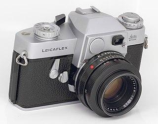 Leicaflex / SL / SL2 Film SLR camera by Leitz