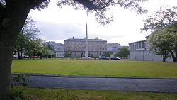 Leinster House - cote Merrion Square.jpg