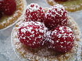Lemon tart with raspberries detail.jpg