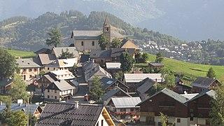 Albiez-le-Jeune Commune in Auvergne-Rhône-Alpes, France
